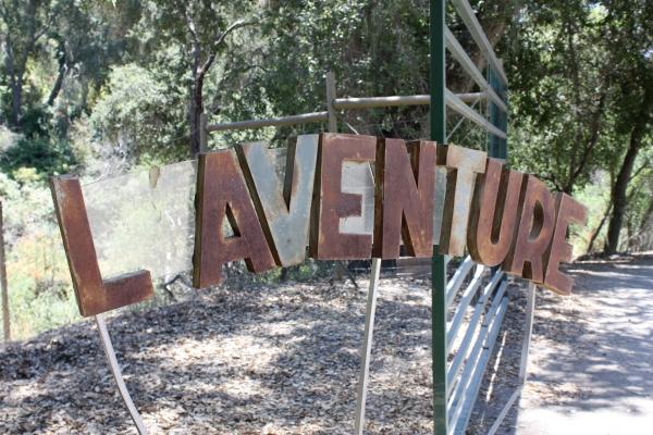 L'Aventure...