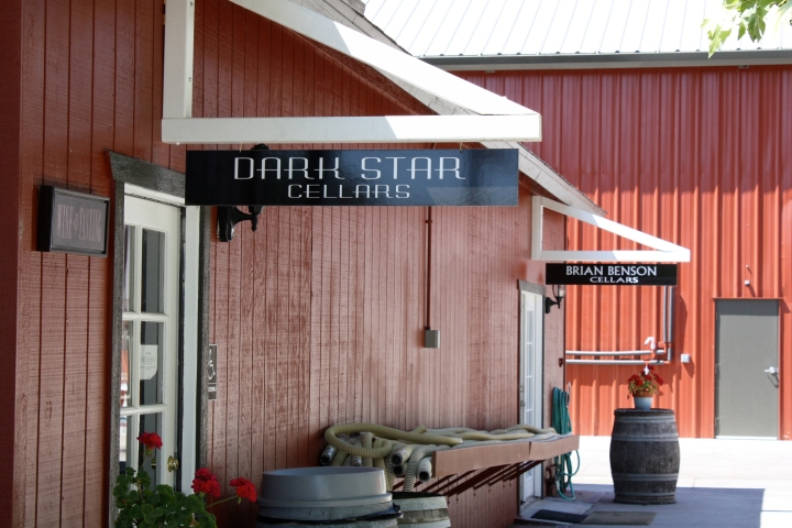 Brian Benson Cellars & Dark Star Cellars