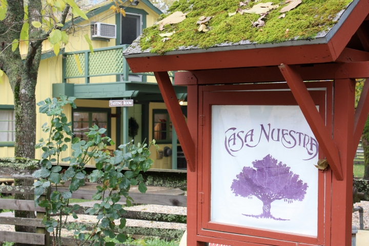 Casa Nuestra Winery & Vineyards