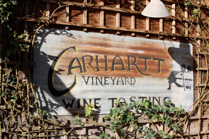 Carhartt Vineyard & Winery | Los Olivos,CA
