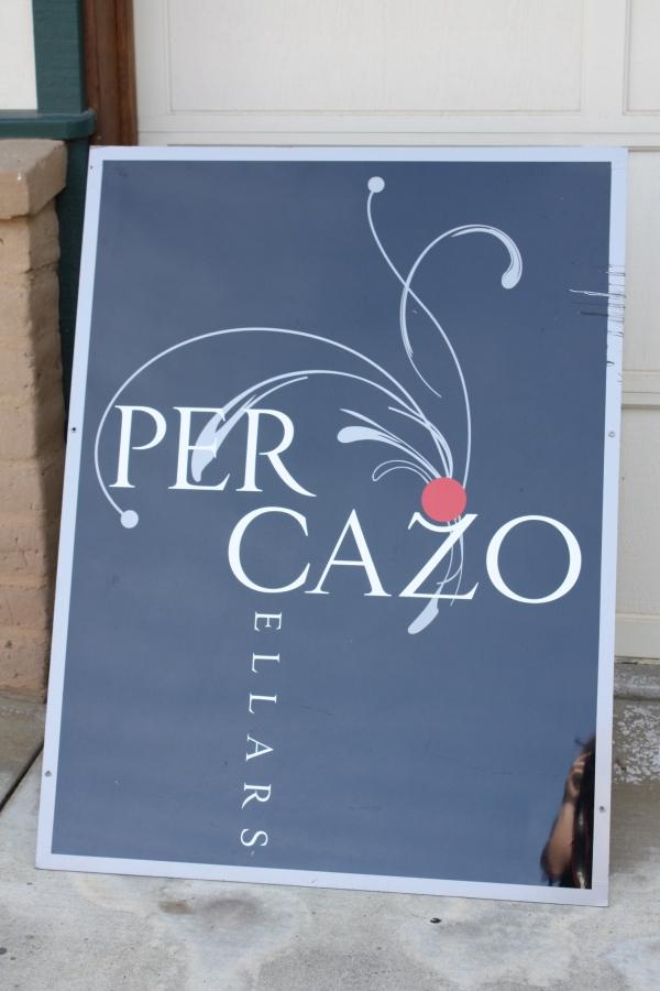 Per Cazo Cellars