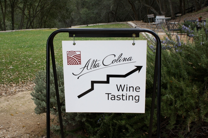 Alta Colina Estate Vineyard