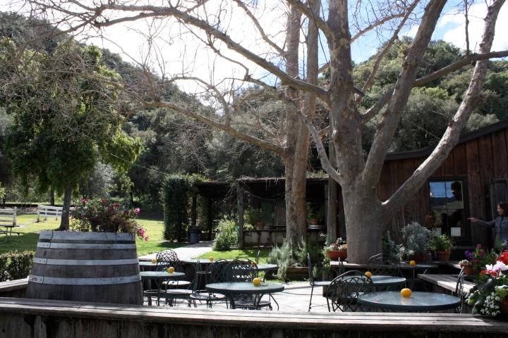 Rancho Sisquoc Wineryc