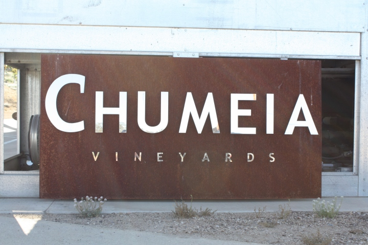 Chumeia Vineyards