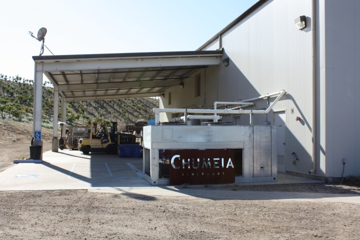 Chumeia Vineyards – *CLOSED*