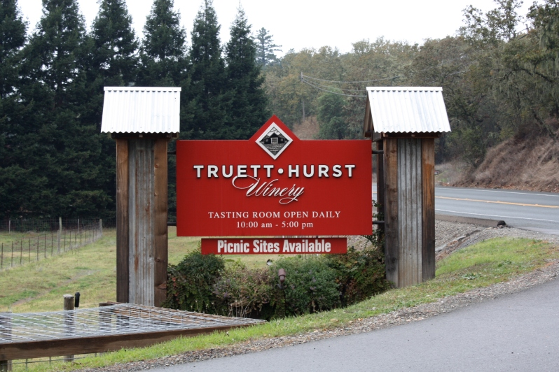 Truett-Hurst Winery