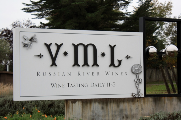 VML Winery - Russian River Valley