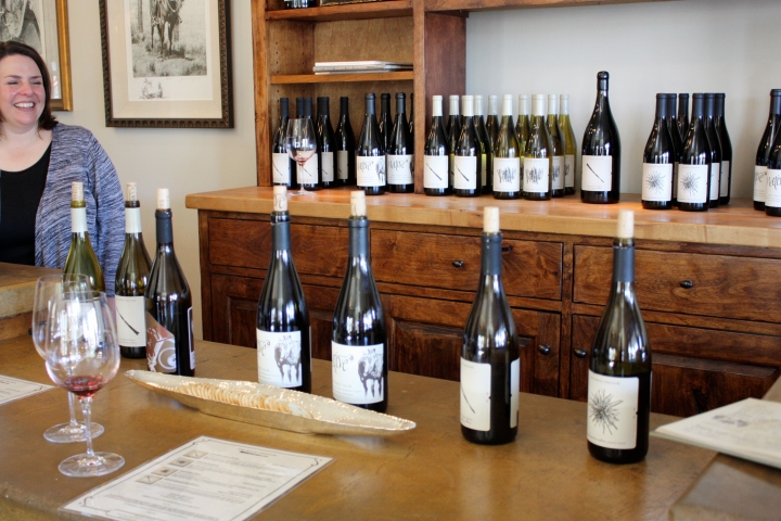 The wines of Alta Maria Vineyards