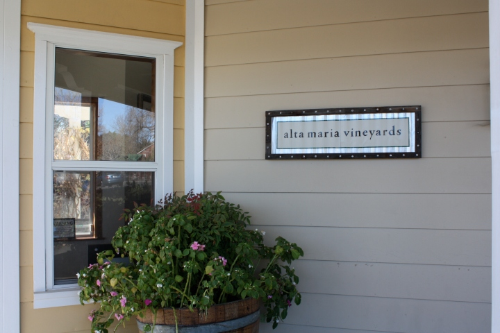 Alta Maria Vineyards | Los Olivos, CA