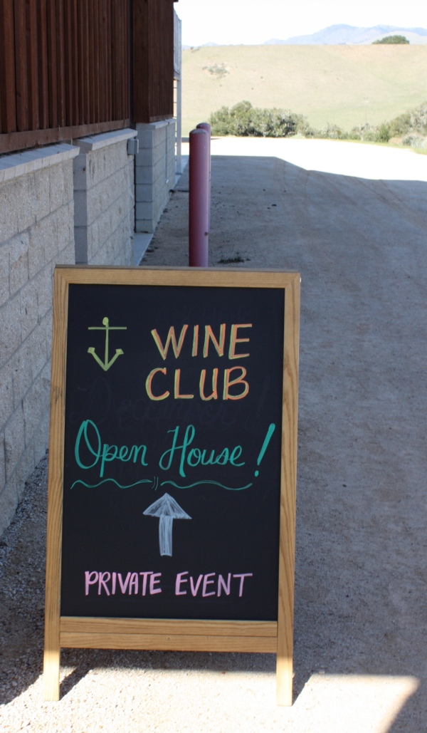 Foxen Wine Club Open House