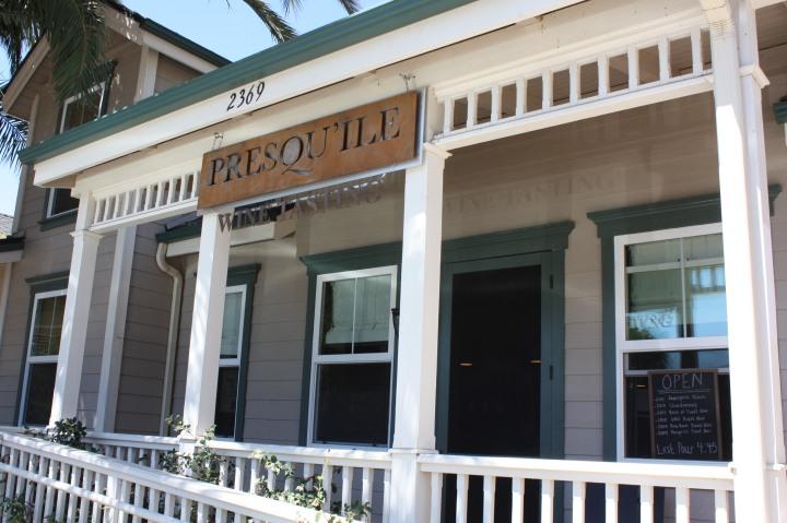 Presqu'ile Winery | Los Olivos,CA