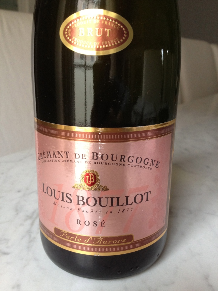 Sparkling Wines for the New Year – Vertuze & Louis Bouillot Sparkling Rosé