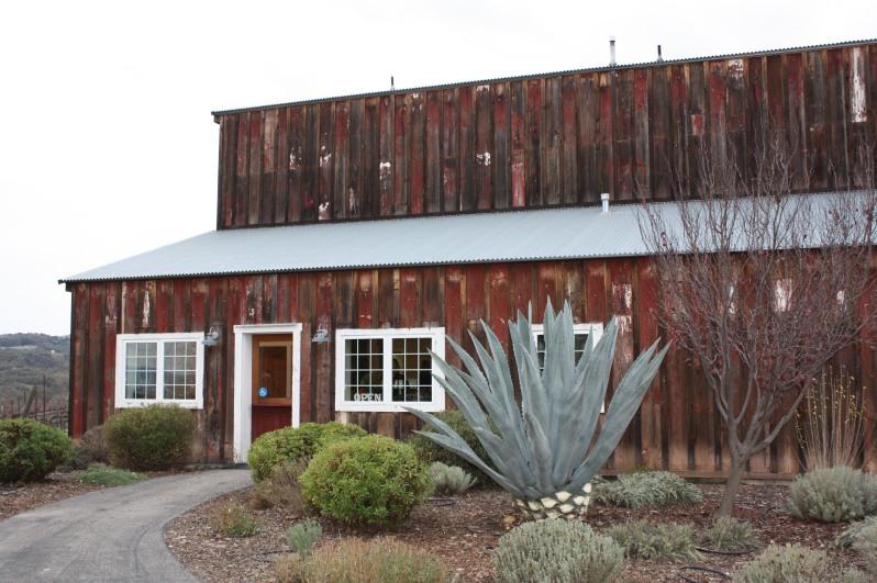 Terry Hoage Vineyards Tasting Room