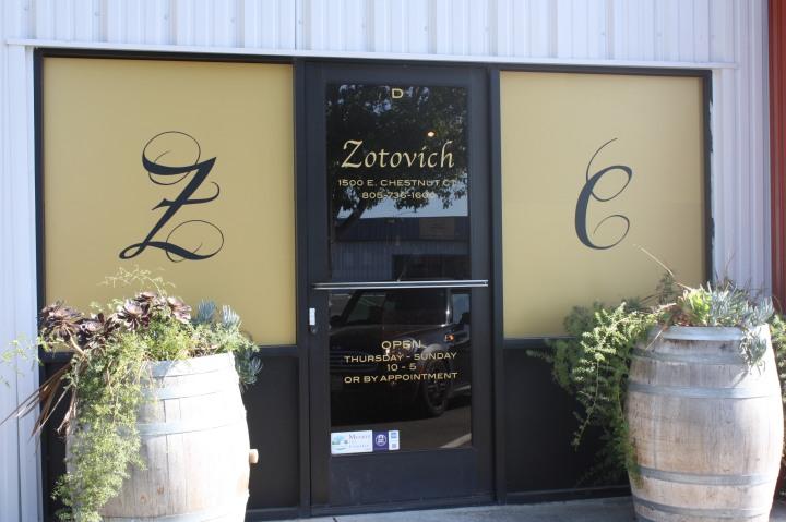 Zotovich Cellars