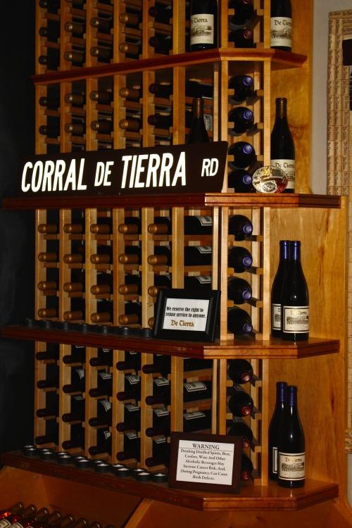 The Corral de Tierra