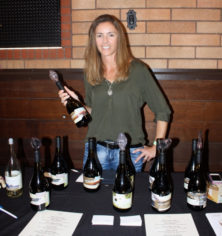 Jennifer Freck of ONX Wines