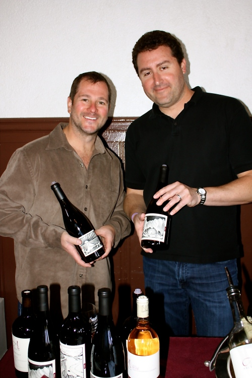 Zach Jarosz & Ian Sergy of Archium Cellars