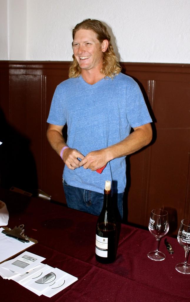 Ryan Roark of Roark Wine Company