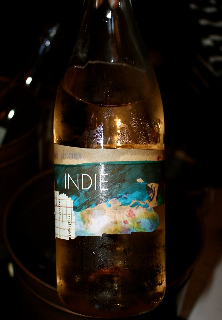 "The '13 ""Indie"" Rosé of Tempranillo by ONX Wines"