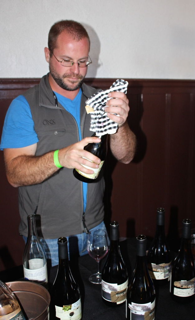 Jeff Strekas of ONX Wines