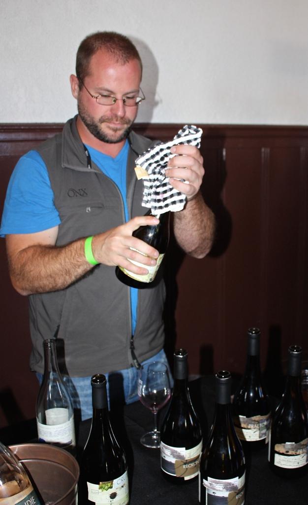Jeff Strekas of ONX Wines