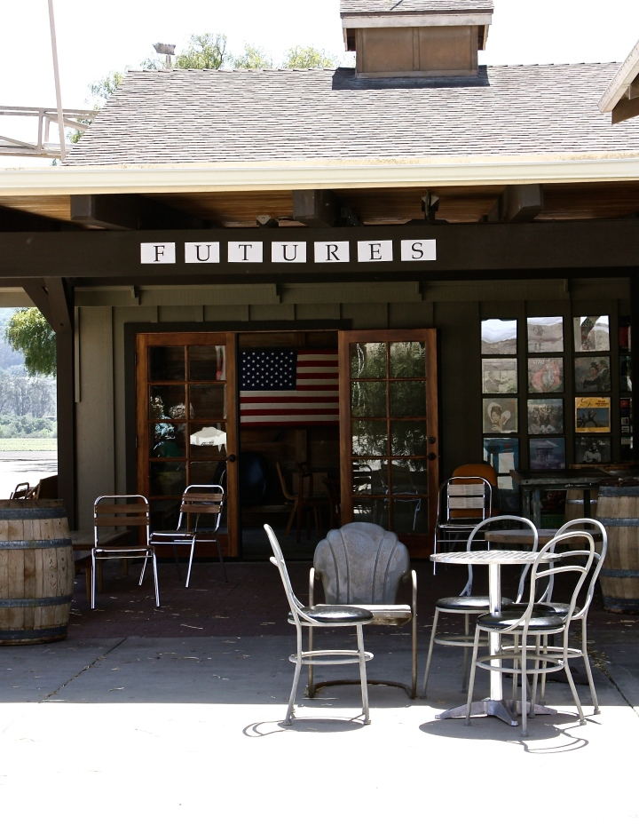 The Soulstruck Lounge at Babcock Winery & Vineyards