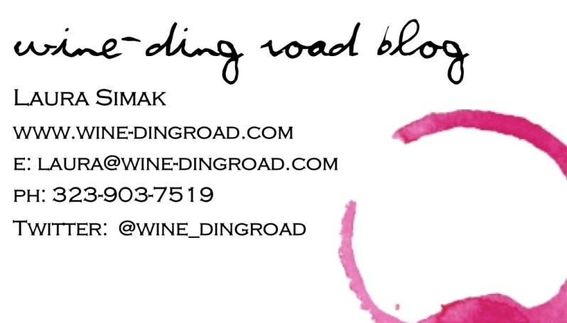 Wine-ding Road Blog