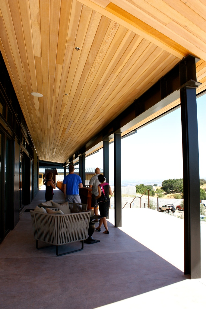 Law Estate Wines - Stunning Architecture by BAR Architects