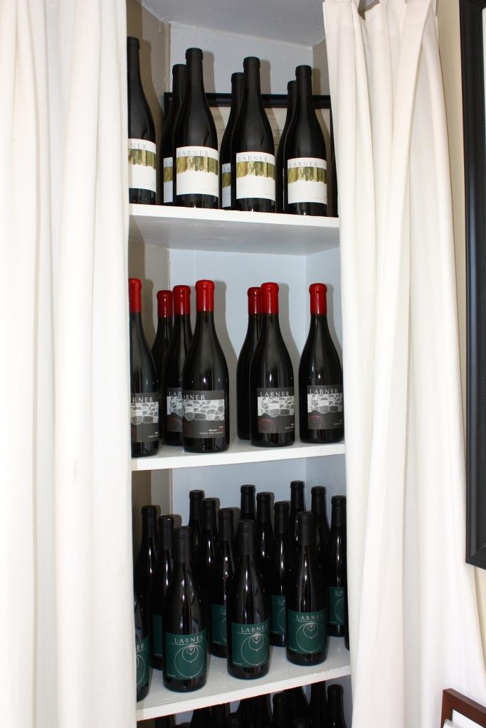 Larner Wines tasting room