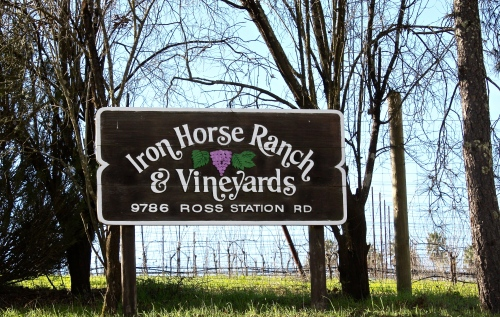 Iron Horse Ranch & Vineyards