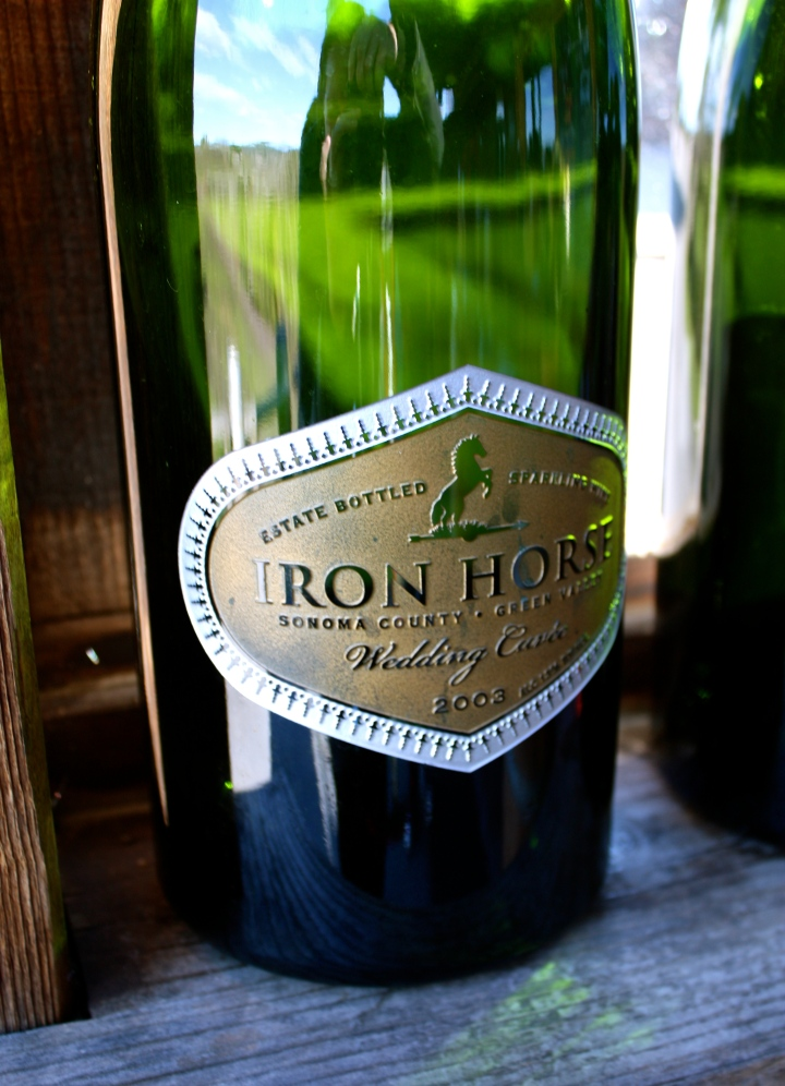 Iron Horse Wedding Cuvee