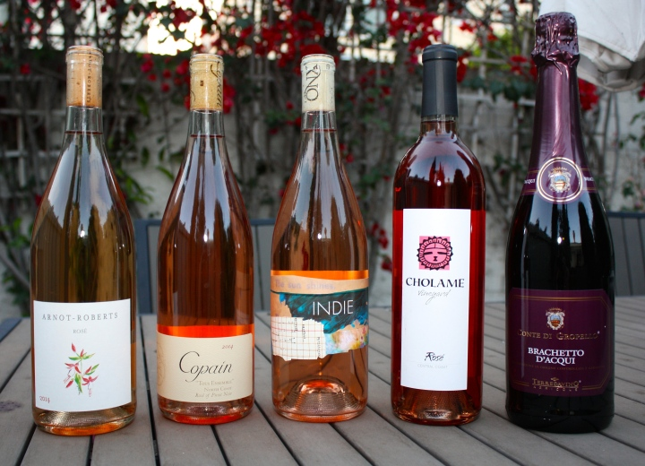 5 Must-Try Rosé Wines For Summertime