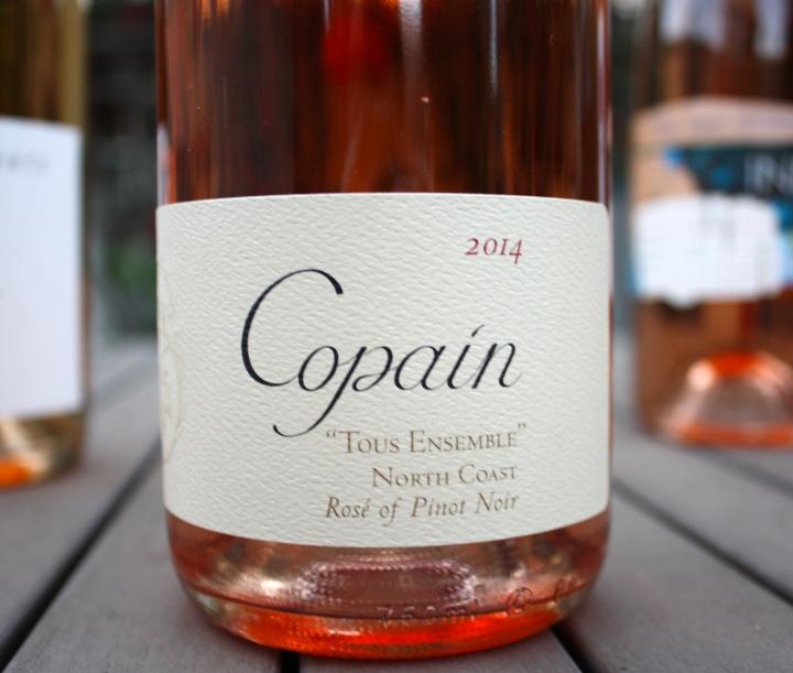 """2014 Copain """"Tous Ensemble"""" Rosé"""