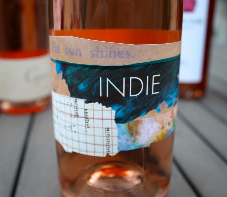 """2014 ONX """"Indie"""" Rosé"""