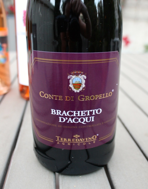 Conte Di Gropello Brachetto D'Acqui