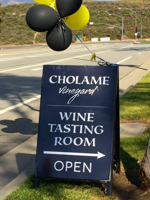 Cholame Vineyard Wine Tasting Event in Orange, CA