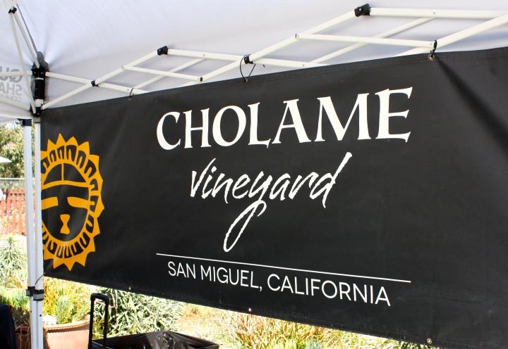 Cholame Vineyard | San Miguel – Monterey County,CA