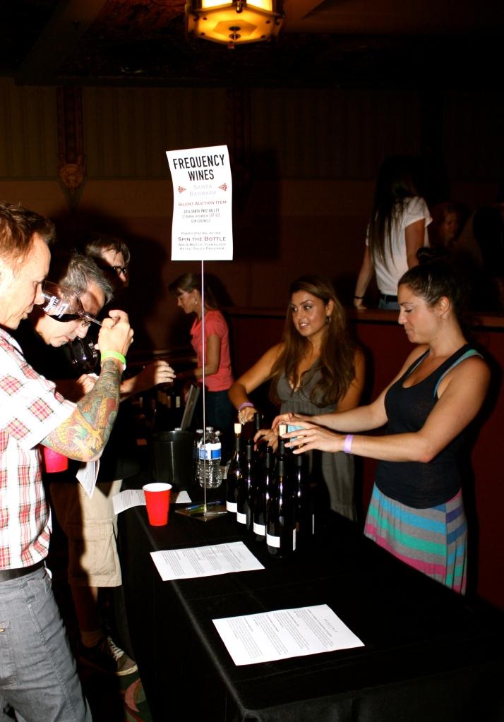Almond Wasserman of Frequency Wines