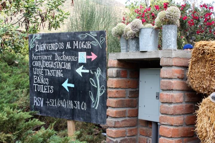 Deckman's en El Mogor & Mogor-Badan Winery
